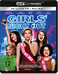 Girls Night Out Blu-ray UHD (2 Discs) (4K Ultra HD Filme)