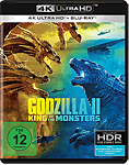 Godzilla II: King of the Monsters Blu-ray UHD (2 Discs)