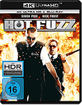 Hot Fuzz Blu-ray UHD (2 Discs)