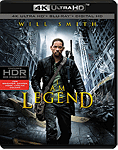 I Am Legend Blu-ray UHD (2 Discs)