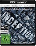 Inception Blu-ray UHD (2 Discs) (4K Ultra HD Filme)