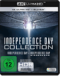Independence Day - 1+2 Collection Blu-ray UHD (4 Discs)