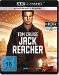 Jack Reacher Blu-ray UHD (2 Discs)