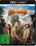 Jumanji: The Next Level Blu-ray UHD (2 Discs)