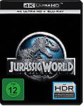 Jurassic World Blu-ray UHD (2 Discs)