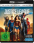 Justice League Blu-ray UHD (2 Discs)