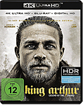 King Arthur: Legend of the Sword Blu-ray UHD (2 Discs) (4K Ultra HD Filme)