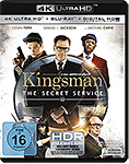 Kingsman: The Secret Service Blu-ray UHD (2 Discs)