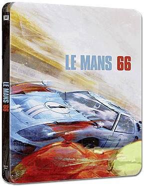 Le Mans 66: Gegen jede Chance - Steelbook Edition Blu-ray UHD (2 Discs)