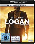 Logan: The Wolverine Blu-ray UHD (2 Discs)