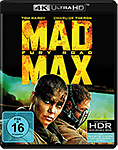 Mad Max: Fury Road Blu-ray UHD (2 Discs)