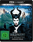 Maleficent: Die Dunkle Fee Blu-ray UHD (2 Discs)