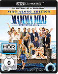 Mamma Mia! Here We Go Again Blu-ray UHD (2 Discs)