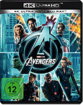 Marvel's The Avengers Blu-ray UHD (2 Discs)