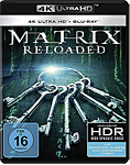 Matrix 2: Reloaded Blu-ray UHD (2 Discs)