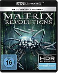 Matrix 3: Revolutions Blu-ray UHD (2 Discs)