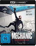 Mechanic 2: Resurrection Blu-ray UHD (2 Discs)
