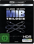 Men in Black - MIB Trilogy Blu-ray UHD (3 Discs)