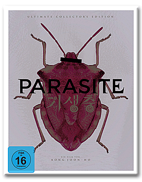 Parasite - Ultimate Edition Blu-ray UHD (5 Discs)