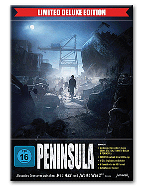 Peninsula - Limited Deluxe Edition Blu-ray UHD (4 Discs)
