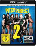 Pitch Perfect 2 Blu-ray UHD (2 Discs)