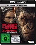 Planet der Affen: Survival Blu-ray UHD (2 Discs)