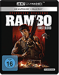 Rambo 1: First Blood Blu-ray UHD (2 Discs)