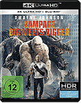 Rampage: Big meets Bigger Blu-ray UHD (2 Discs)
