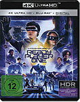 Ready Player One Blu-ray UHD (2 Discs) (UHD)