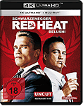 Red Heat Blu-ray UHD (2 Discs)