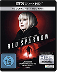 Red Sparrow Blu-ray UHD (2 Discs)