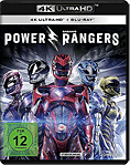 Saban's Power Rangers Blu-ray UHD (2 Discs)