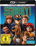 Scooby! Voll verwedelt Blu-ray UHD (2 Discs)