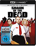Shaun of the Dead Blu-ray UHD (2 Discs)
