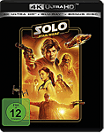Solo: A Star Wars Story Blu-ray UHD (Line Look, 3 Discs)