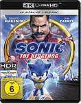 Sonic the Hedgehog Blu-ray UHD (2 Discs)