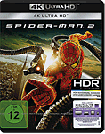 Spider-Man 2 Blu-ray UHD (4K Ultra HD Filme)