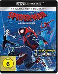 Spider-Man: A New Universe Blu-ray UHD (2 Discs)