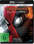 Spider-Man: Far from Home Blu-ray UHD (2 Discs)