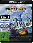 Spider-Man: Homecoming Blu-ray UHD (2 Discs) (4K Ultra HD Filme)