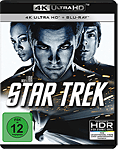 Star Trek (2009) Blu-ray UHD (2 Discs)