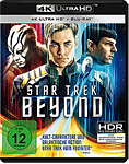 Star Trek Beyond Blu-ray UHD (2 Discs)
