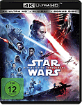 Star Wars Episode 9: Der Aufstieg Skywalkers Blu-ray UHD (3 Discs)