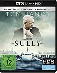 Sully Blu-ray UHD (2 Discs) (4K Ultra HD Filme)