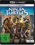 Teenage Mutant Ninja Turtles Blu-ray UHD (2 Discs)