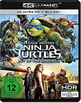 Teenage Mutant Ninja Turtles 2: Out of the Shadows Blu-ray UHD (2 Discs)