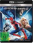 The Amazing Spider-Man 2 Blu-ray UHD