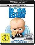 The Boss Baby Blu-ray UHD (2 Discs)