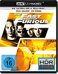 The Fast and the Furious Blu-ray UHD (2 Discs)