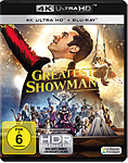 The Greatest Showman Blu-ray UHD (2 Discs)
